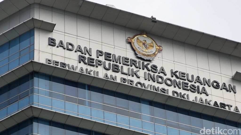 BPK Temukan 7.549 Masalah Pengelolaan Uang Negara Senilai Rp 25 T