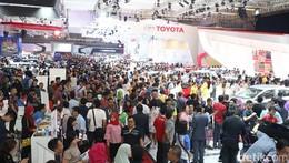 Ini Mobil, Motor, dan Booth Terbaik di IIMS 2017