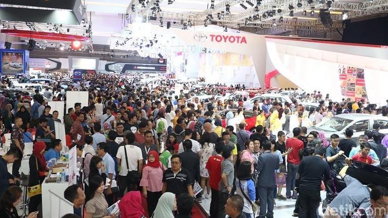 Bulan April, 89 Ribu Mobil Baru Terjual di Indonesia