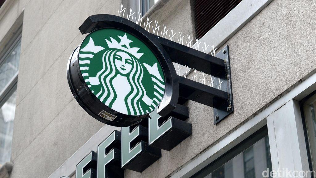 Ternyata Wajah Wanita di Logo Starbucks Sengaja Dibuat Tidak Simetris