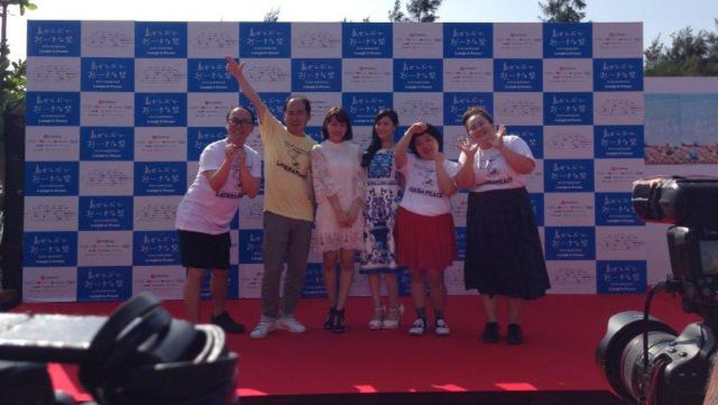 Okinawa International Film Festival 2016 Resmi Dibuka