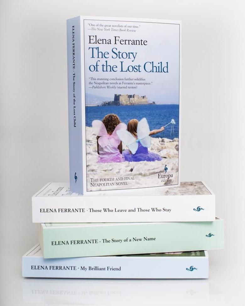 Penulis Pseudonim Elena Ferrante Kembali Tulis Cerita Baru