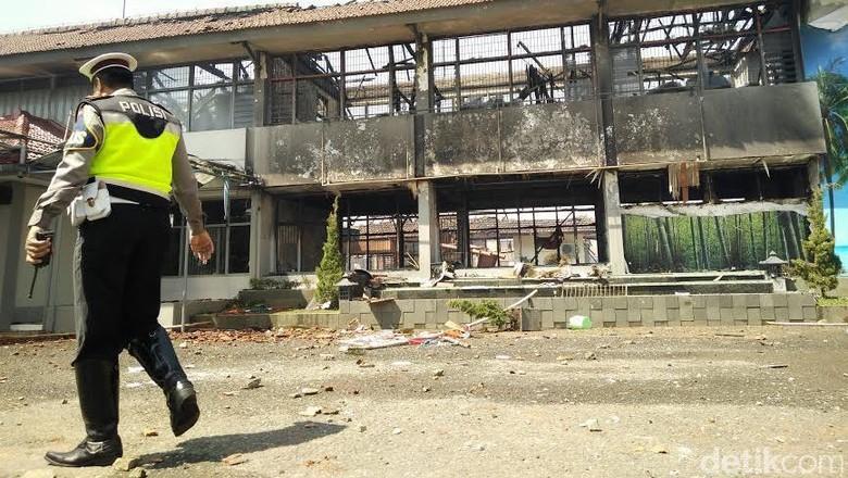 100 Napi Lapas Banceuy Juga Pindah ke Garut dan Cirebon