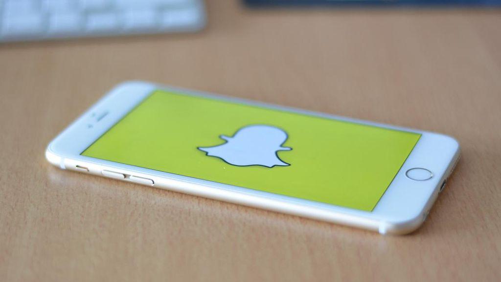 Snapchat Balas Dendam Contek Fitur Instagram