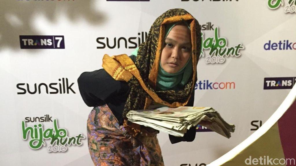 Nenek Ini Pukau Juri Sunsilk Hijab Hunt 2016 di Palembang