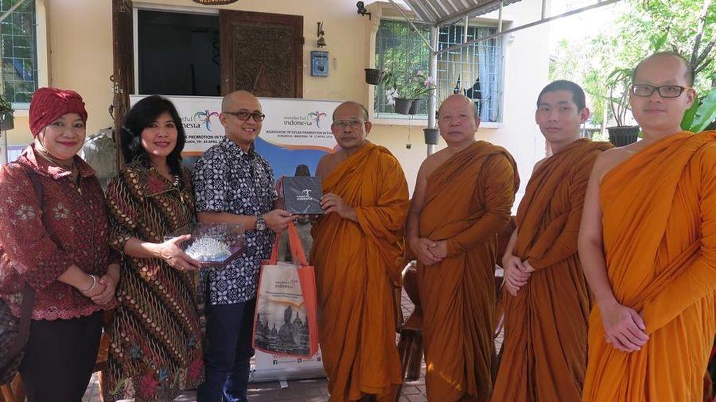 Kemenpar Targetkan 200 Ribu Wisatawan Thailand ke Indonesia Tahun Ini