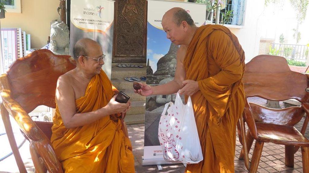 Borobudur akan Lebih Sakral, Pengelola Siap Berikan Keistimewaan untuk Biksu