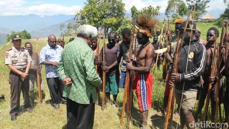 Mabes Polri: Tidak Benar Ada Kerusuhan di Tolikara!