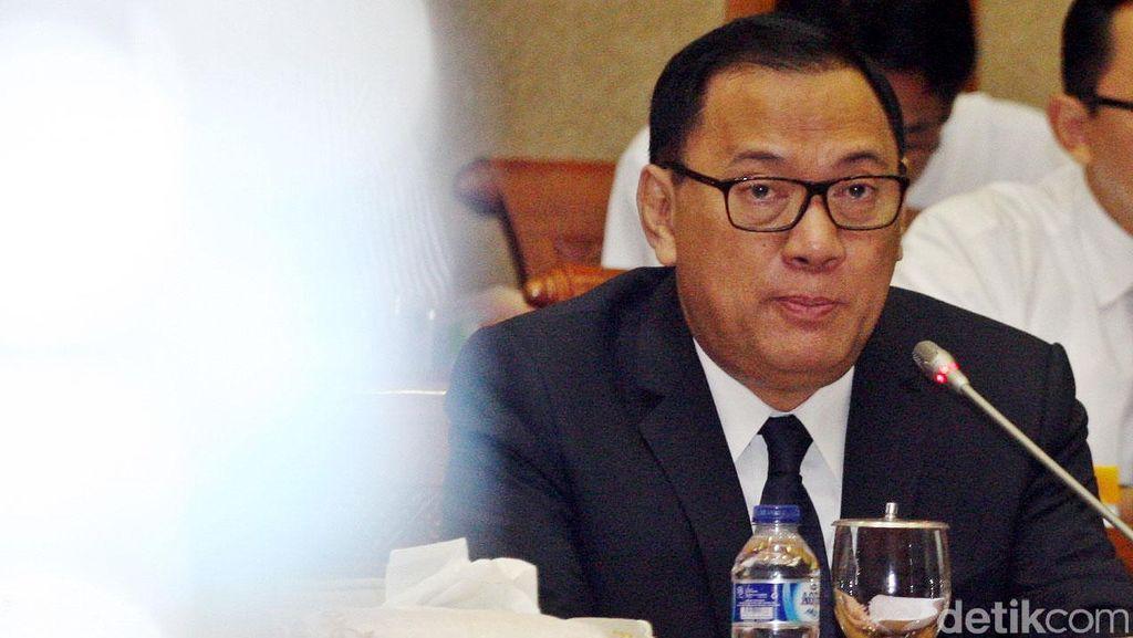 Gubernur BI, Ketua OJK dan DPR Bahas Tax Amnesty