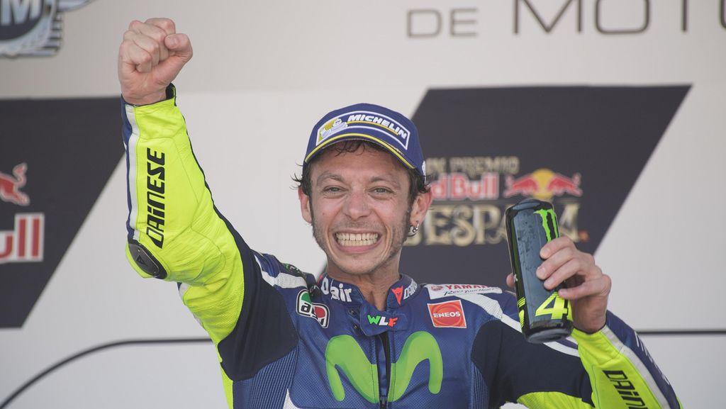 Rossi: Motor yang Fantastis, Akhir Pekan yang Sempurna