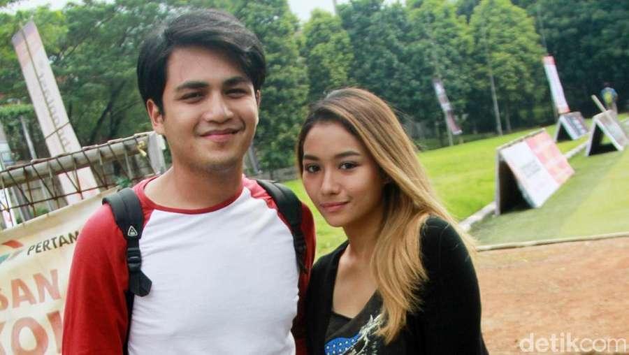 Rizky Alatas dan Adzana Bing Slamet Siap Nikah