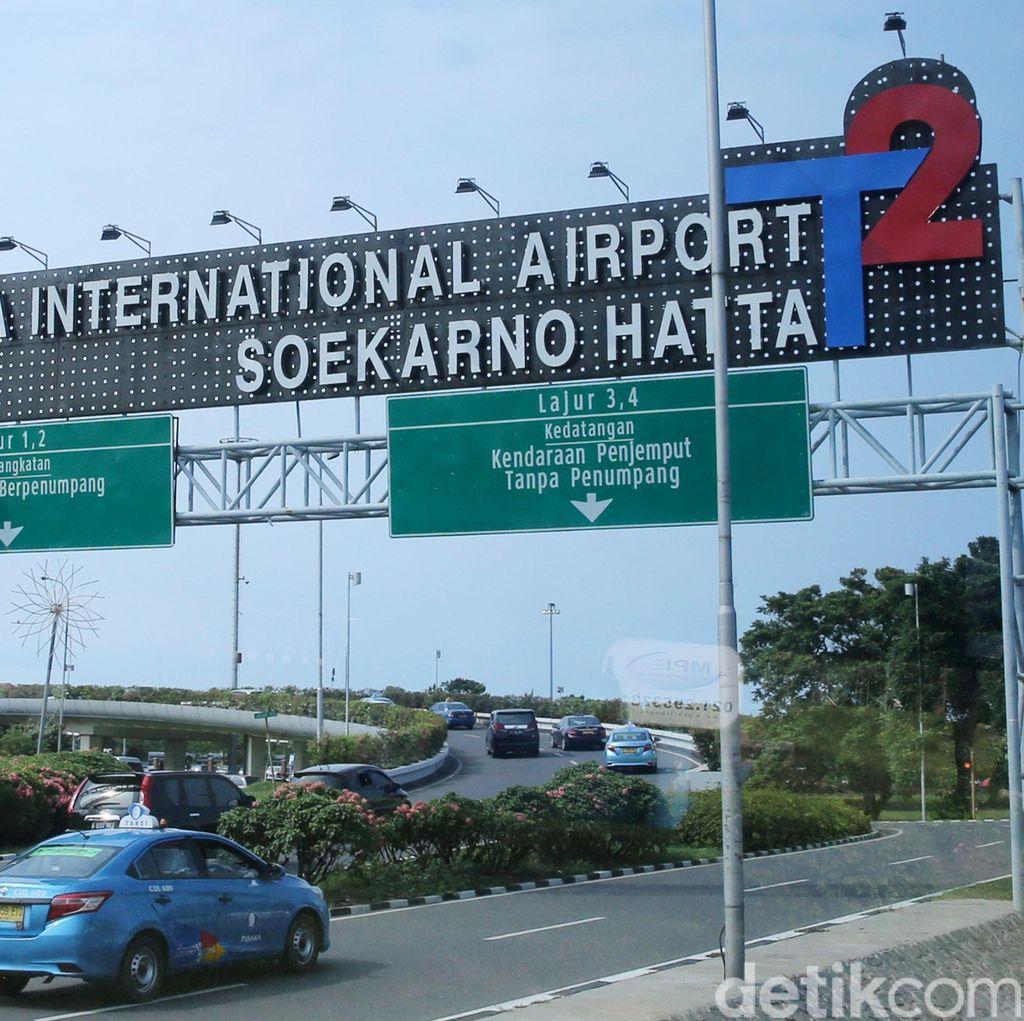 Asap di Terminal 2D Bandara Soetta dari PT JAS, Sudah Ditangani