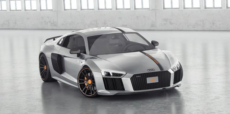 Diam-diam Audi Buka Inden R8 V10 Plus di Indonesia