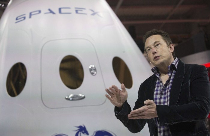 Elon Musk. Foto: REUTERS/Mario Anzuoni/File Photo