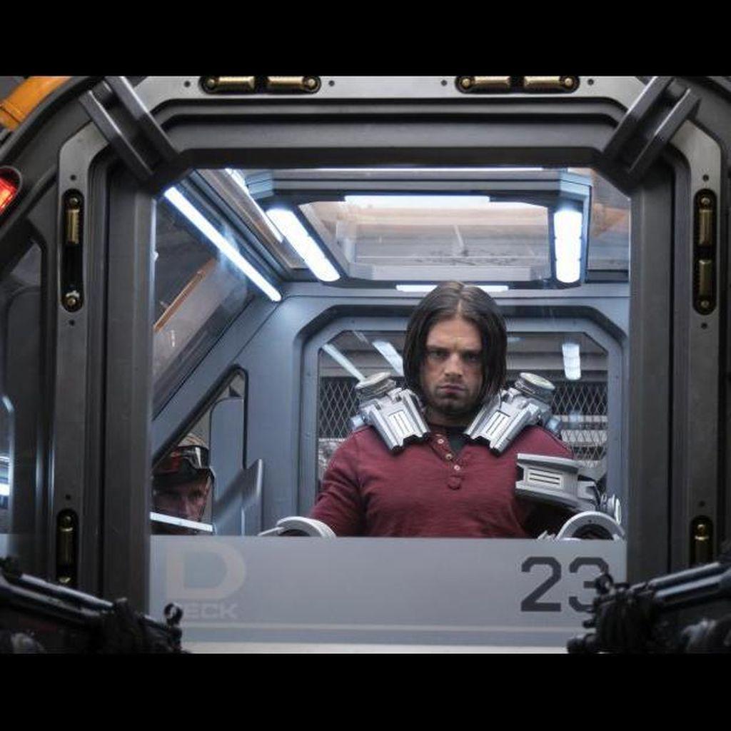 Sebastian Stan Siap Mati di Infinity War