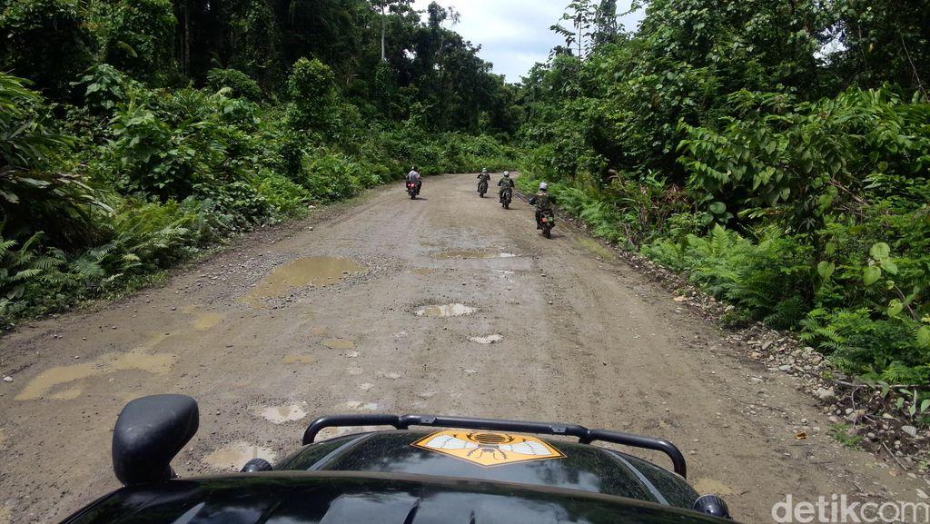 Kementerian PUPR: Jalan Mumugi-Wamena Harus Selesai 2016