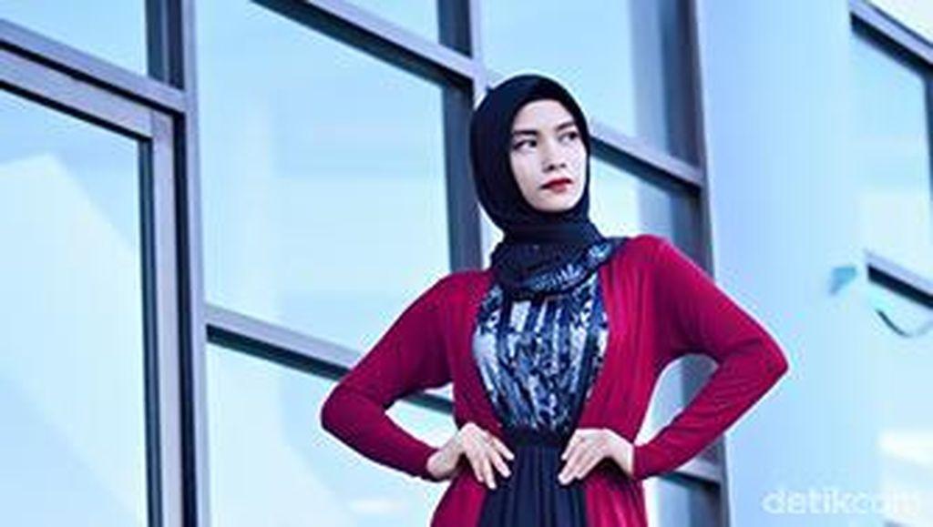 Cantiknya Andi Soraya & 4 Peserta Audisi Sunsilk Hijab Hunt di Makassar
