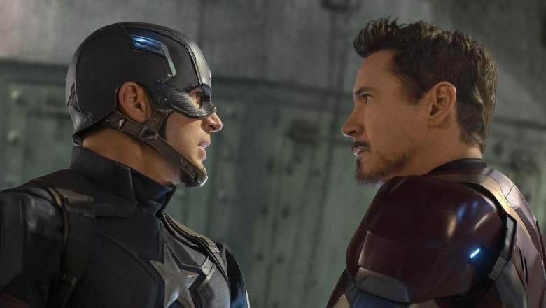 Kode Kematian Iron Man dan Captain America di Infinity War dan Avengers 4