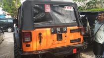 Soal Jeep Wrangler yang Disita KPK, Bupati Ojang: Kurang Tahu Saya