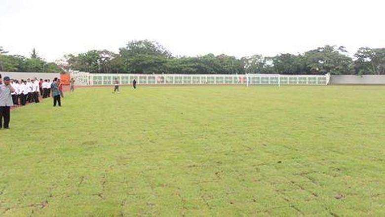 Stadion dalam Lapangan Dadaha di Tasikmalaya (Facebook)