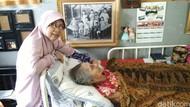Pelajaran dari Ibu Budi Siti Rahmani Rauf, Membaca Sampai Akhir Hayat