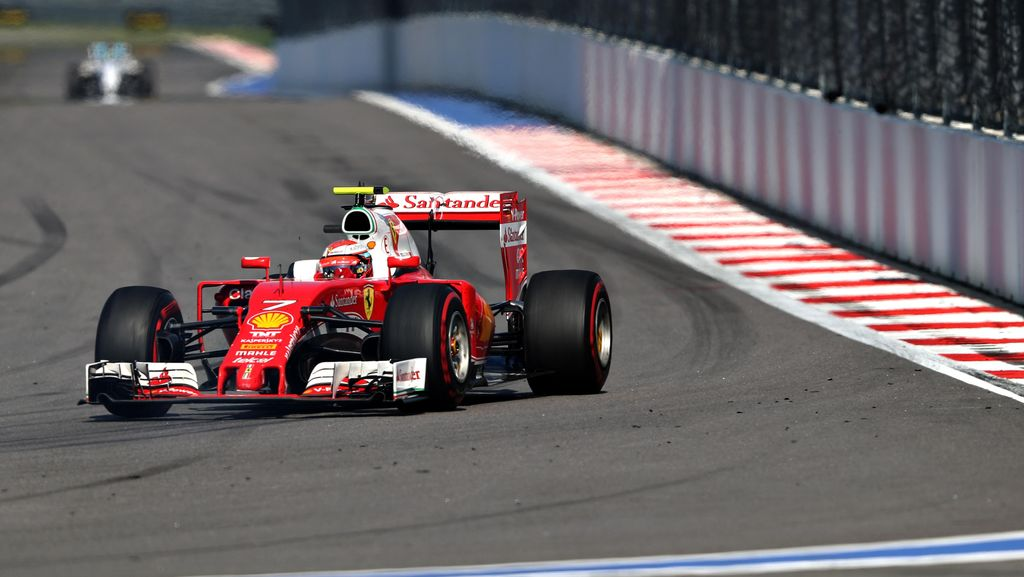 Raikkonen: Ferrari Masih Kurang Cepat