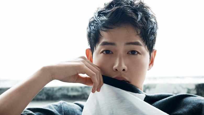Song Joong Ki (Top Ten Korea)