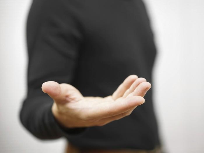 Telapak tangan berkeringat, tanda kelainan jantung?/Foto: Thinkstock