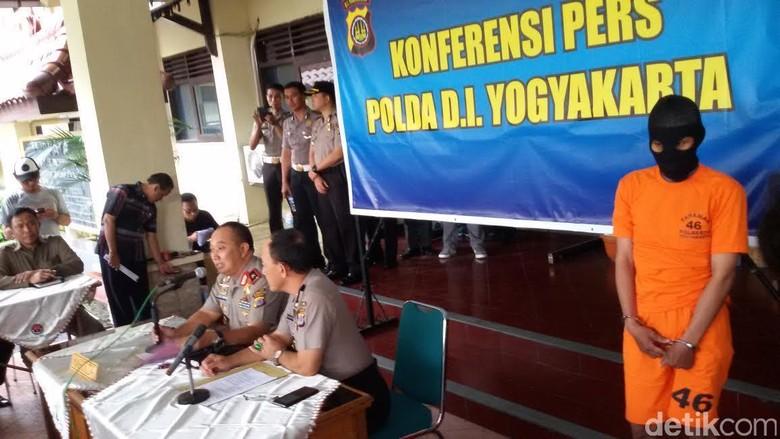 Ini Alasan Konyol Pria Usia 40 Tahun Menyayat Tangan 4 Perempuan di Yogyakarta