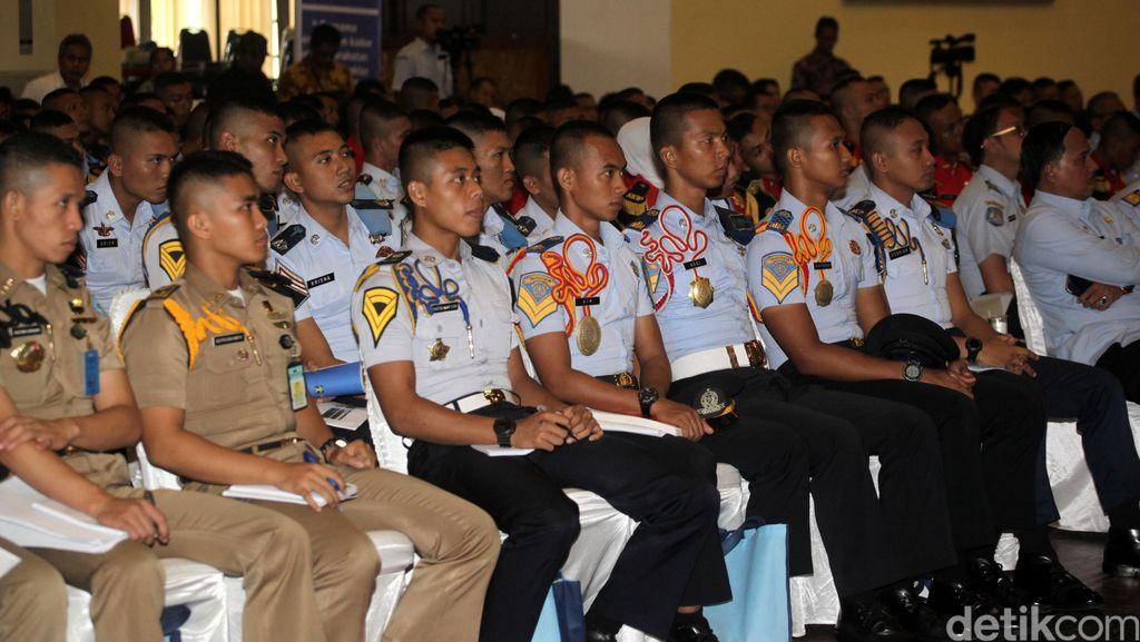 Sekolah Dinas Kementerian Hukum dan HAM Buka Pendaftaran