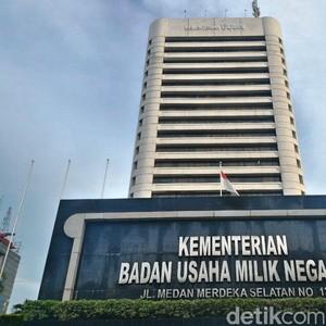 Dua Menteri Jokowi Sudah Teken Aturan Holding BUMN Migas