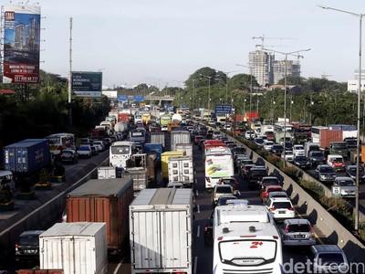 Ini Imbauan Polisi Antisipasi Kemacetan Arus Balik Long Weekend