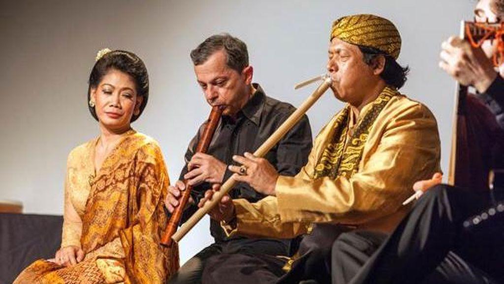 Musikal Kerajaan Sunda hingga Prancis Meriahkan Printemps Francais 2016