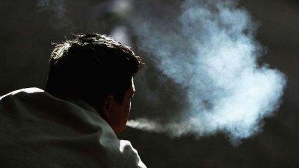 Kata Siapa Kalau Asap Rokok Sudah Hilang Bahaya Pun Ikut Hilang?