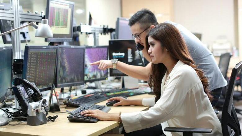 Mandiri Sekuritas: IHSG Berpeluang Menguat