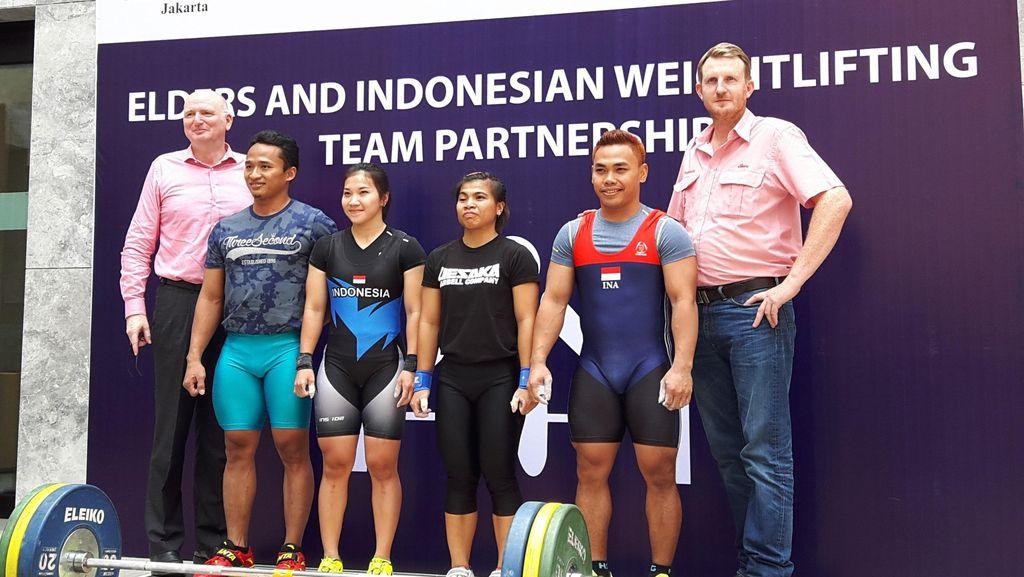 Jelang Olimpiade, Australia Suplai Daging Sapi Bagi Atlet Angkat Besi Indonesia