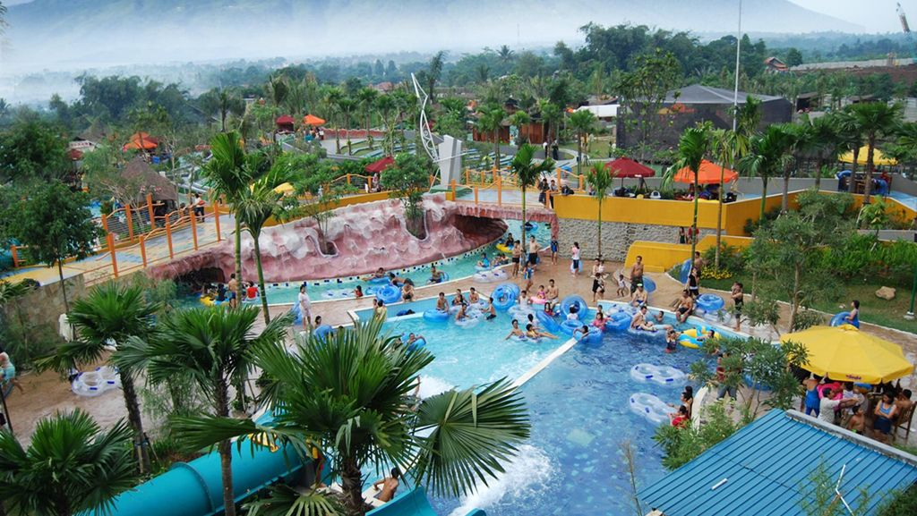 Natal & Tahun Baru, The Jungle Waterpark Hadirkan Event Seru