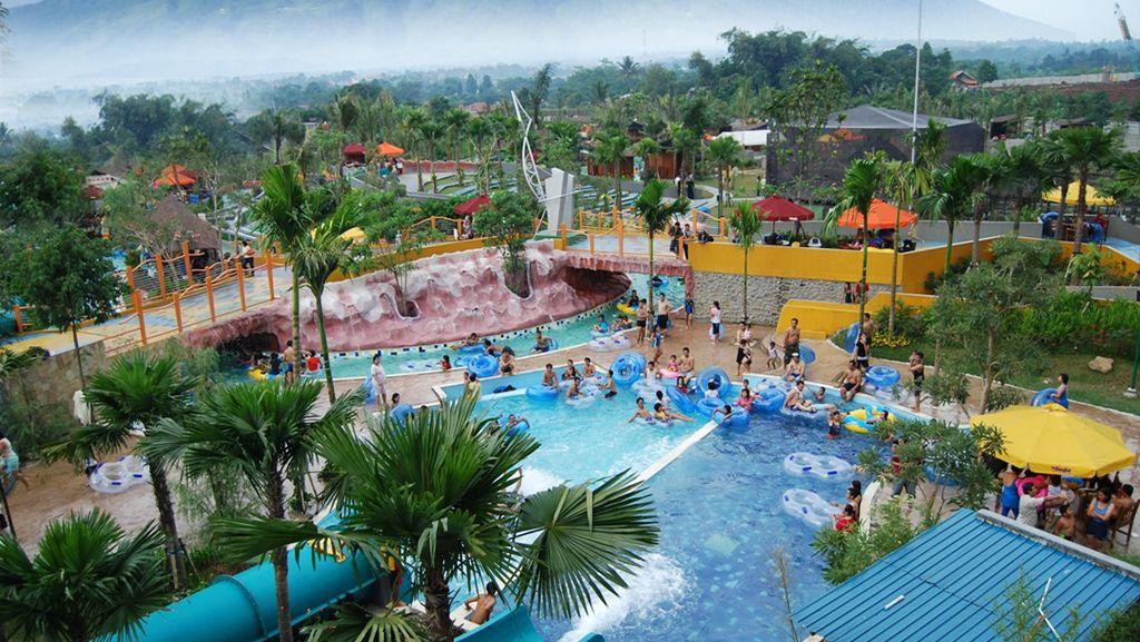 Natal & Tahun Baru, The Jungle Waterpark Hadirkan Event Seru