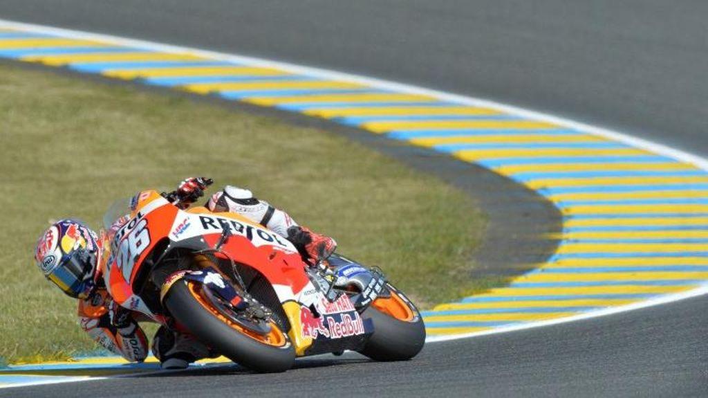 Pedrosa Kuasai Free Practice I MotoGP Prancis