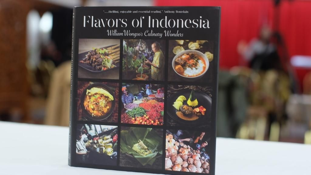 Kian Digandrungi, Buku Masak Jadi Tren Industri Penerbitan Internasional