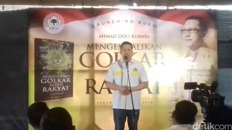 Fadel Muhammad Dipecat Novanto, Kader Muda Golkar Membela