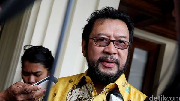 Yorrys: Golkar Deklarasi Usung Jokowi Capres 2019 Saat Rapimnas