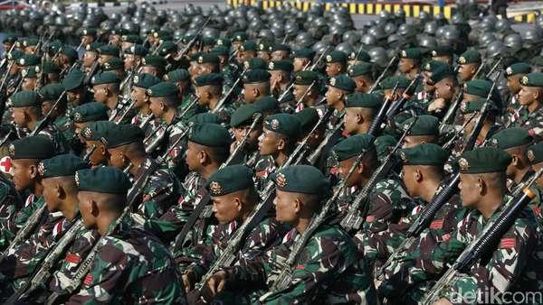 Peran TNI Atasi Terorisme Ada di UU 34/2004, Ini Isinya