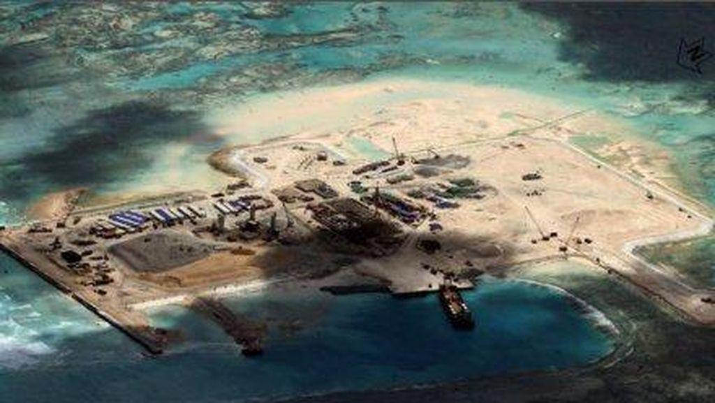 China Diduga Gunakan Nelayan Sebagai Milisi di Laut China Selatan