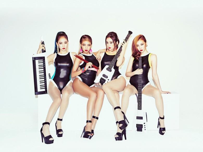 Wonder Girls Tanggapi Ajakan Kolaborasi dari FT Island