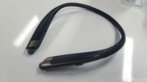 LG Boyong Kuartet Bluetooth Speaker Anyar