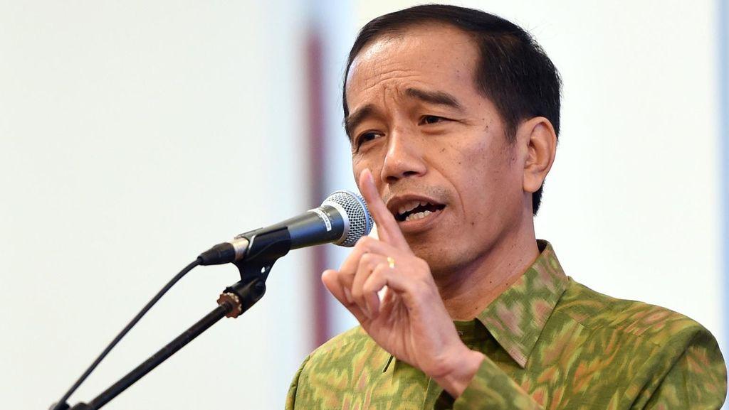 Naikkan Peringkat RI, Jokowi: Saya Minta 3.000 Perda Bermasalah Dihapus!