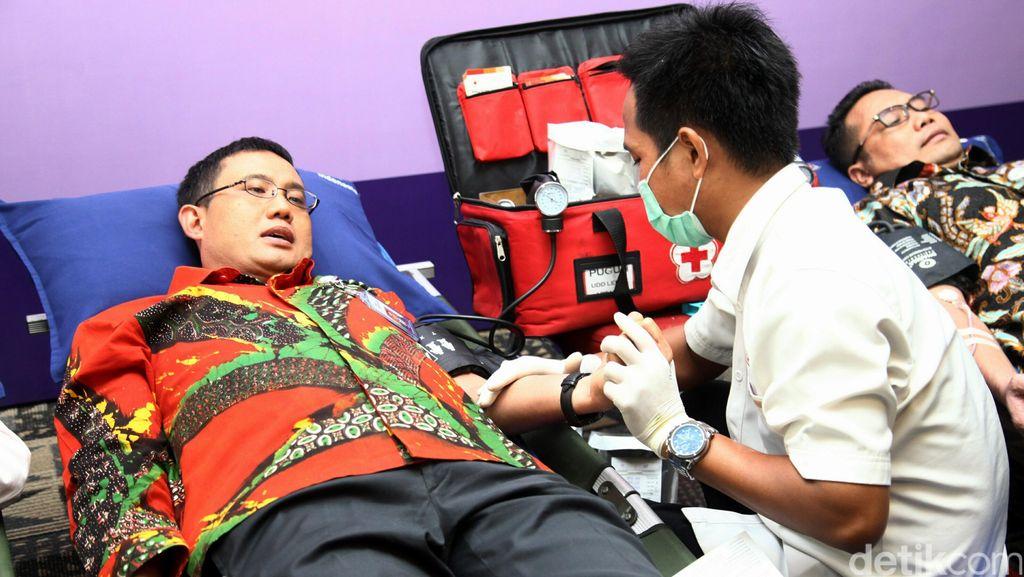 Donor Darah Bank Muamalat