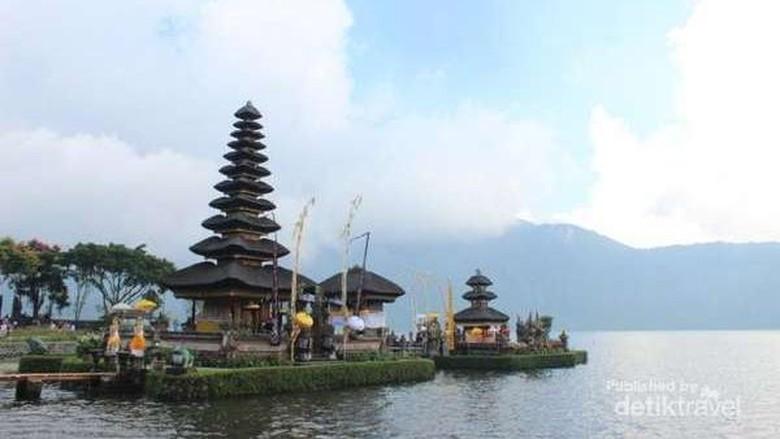 Foto: Pura Ulun Danu di Bali (Darwance Law/dTraveler)