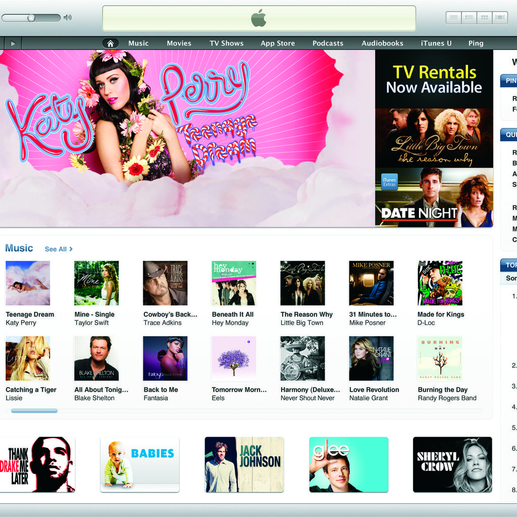 Apple Akhirnya Hadirkan iTunes untuk Windows
